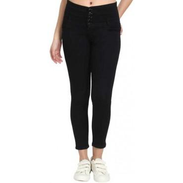 Skinny Women Black Jeans