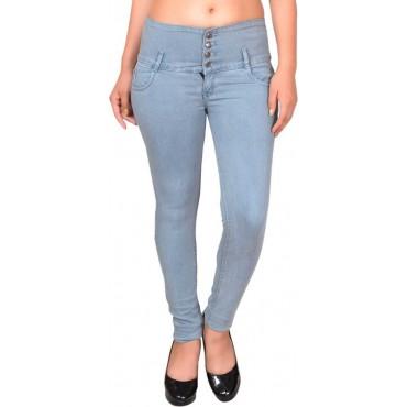 Slim Women grey Jeans