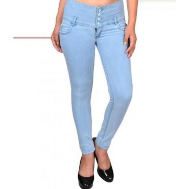 Slim Women light blue Jeans