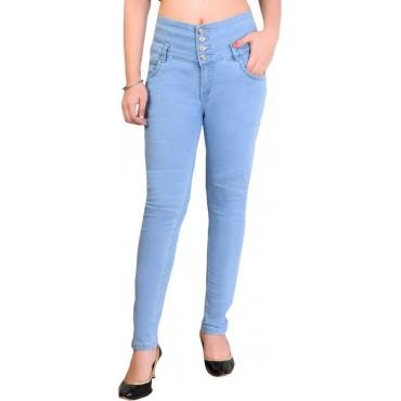 Super Skinny Women light blue Jeans