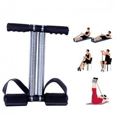 arnav Double Spring Tummy Trimmer-Abs Exerciser Total Body Workout for Men and Women