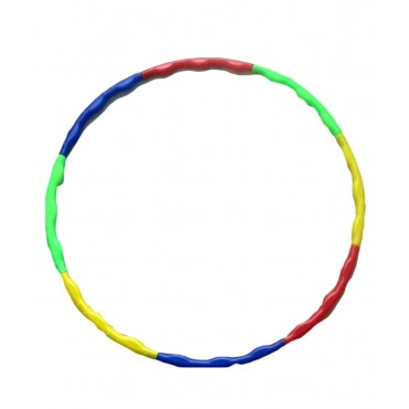 Arnav Exercise Ring Multi Colour Hoops