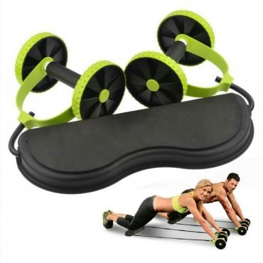 arnav Imported Ab Slider Roller Revoflex Xtreme Multi Use Resistance and Multi Exerciser Home Gym