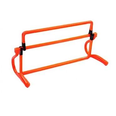 arnav Mini Football Soccer Barrier Frame Training Equipment Mini Hurdle Remover Able Football for Jump Running Sensitive Soccer Speed