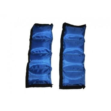 arnav Wrist/Ankle Weight Strap Weight 750 gm x 2 Total 1.5 kg