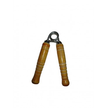 arnav Wooden Machined Hand Grip Power