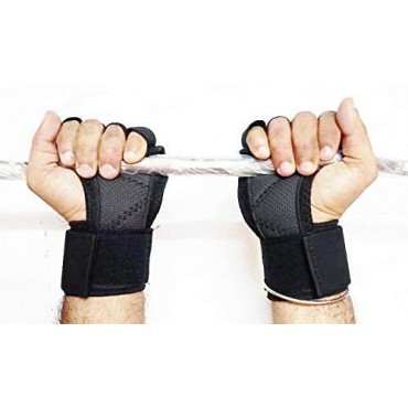 Arnav Weight Lifting Grip Weightlifting Gloves for Gym, Powerlifting, Workout, Weightlifting, Crossfit, Fitness, for Men and Women