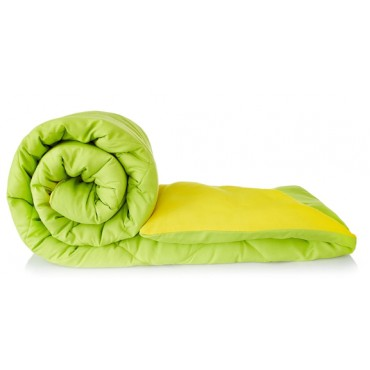 Microfibre Reversible Comforter