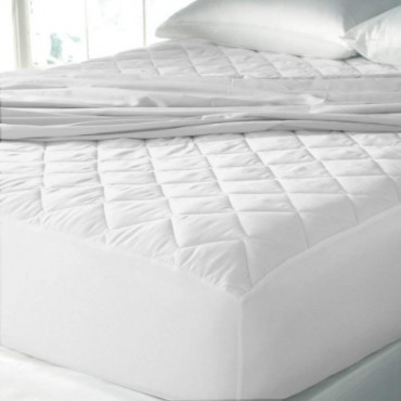 Patron 2nd Gen Waterproof Cotton Single Bed Mattress Protector