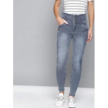 ladies fit high west jeans