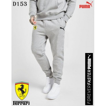 MENS NARROW FIT JOGGERS WITH CUFF
