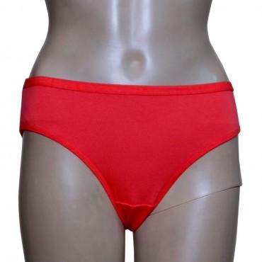 Women's Solid Cotton lycra panty