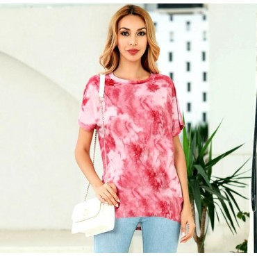 Girl's Tie & dye Summer Collection