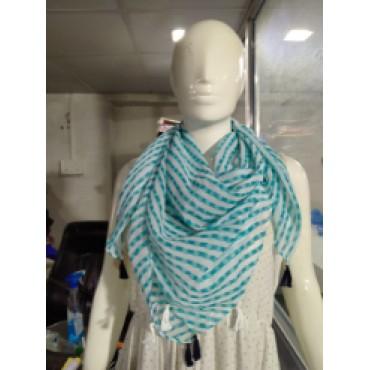 beautiful chiffon georgette scarf