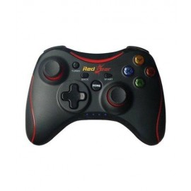 New Era Redgear Pro Series Wireless Gamepad Upgraded Version With 2 Dongles