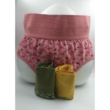 women's cottton spporter penties (Pack of 3)