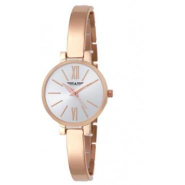 TENX Stylish women's brass watch