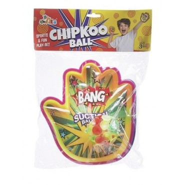 Chipkoo Ball, Child Age Group: 3-10 year