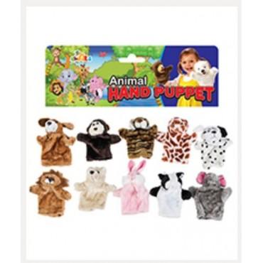 Animal Hand Puppet,2-5 year
