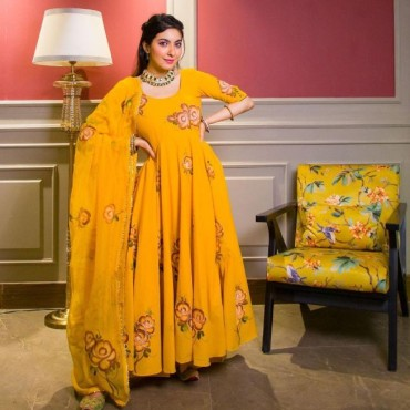 designer gown for girls