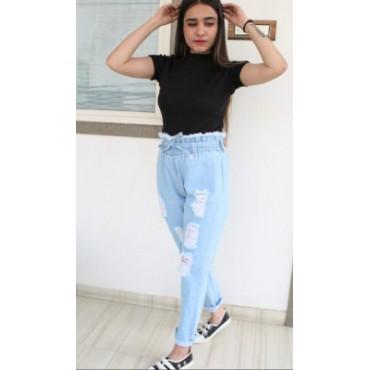 Women's graceful Funky stylish jeans