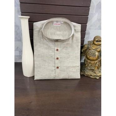 Comfort cotton short kurta