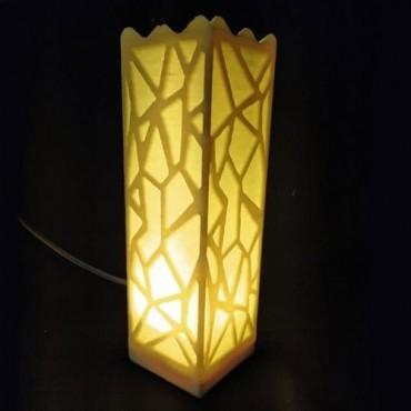 Decorative Yellow night lamp