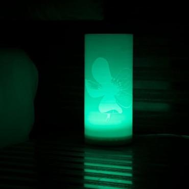 Decorative Flower green night lamp