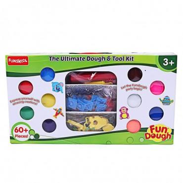 Funskool Fundough Ultimate Dough and Tool Kit