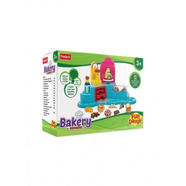 Fundough Bakery Play Set,Multicolour