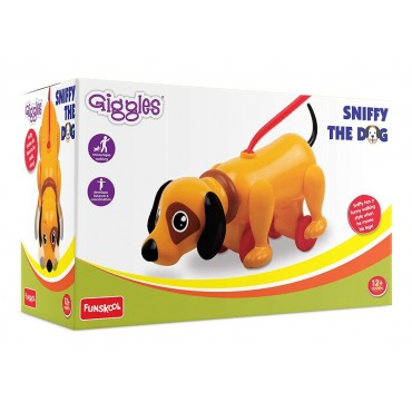 Giggles Sniffy The Dog