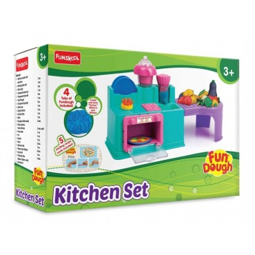 Funskool Kitchen Set - A Place for Unlimited Fun