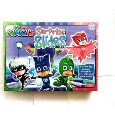 Funskool Pj Masks Surprise Slides Game