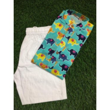 kid's Cotton printed Night suit for Boys/Girls