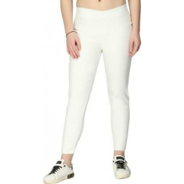 White Jegging  (Solid)