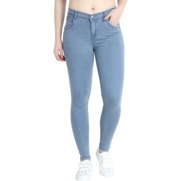 Skinny Women light blue Jeans