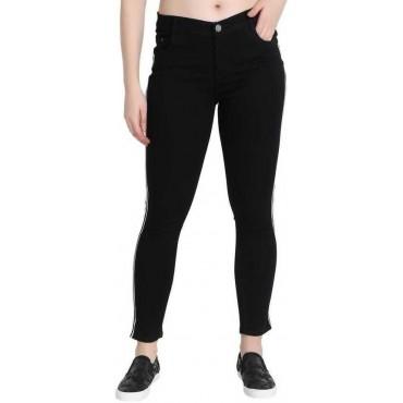 Regular Women Black Jeans
