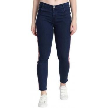 Regular Women Blue Jeans