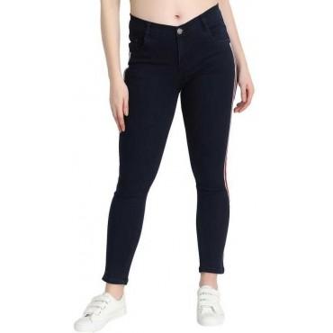 Regular Women Navy Blue Jeans
