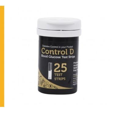 25 Glucose strips