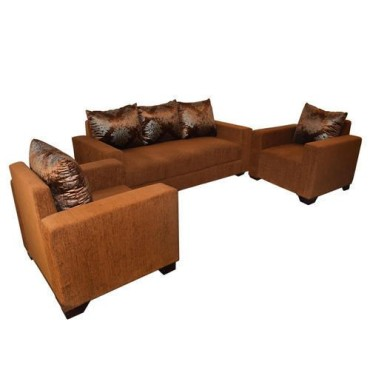 <h3><strong>5 Seater Sofa Set With Cushion</strong></h3><br> <p>     </p>        <p>Delivery charges will be applicable</p>