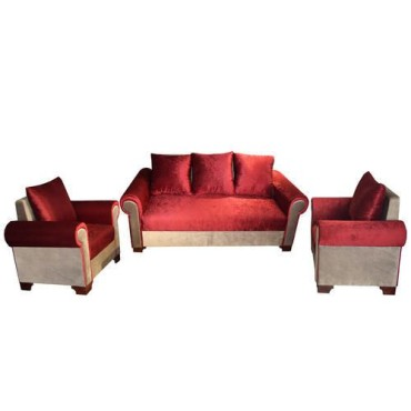 <h3><strong>5 Seater Velvet Sofa Set</strong></h3><br> <p>     </p>        <p>Delivery charges will be applicable</p>