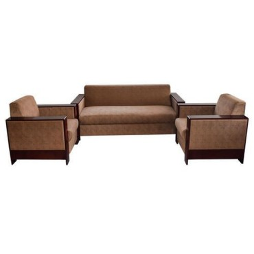 <h3><strong>5 Seater Cotton Sofa Set</strong></h3><br> <p>     </p>        <p>Delivery charges will be applicable</p>
