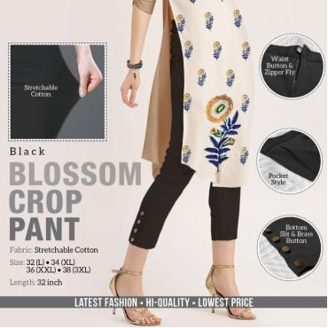 Blossom Crop Pant