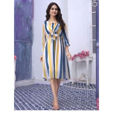 Beautiful Designer Emote Western Wear for Women's