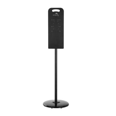 <h3><strong>Freestanding Dispenser Stand</strong></h3><br> <p>     </p>        <p>Delivery charges will be applicable</p> <p>excluded GST</p> <p>This product will be not returnable</p>