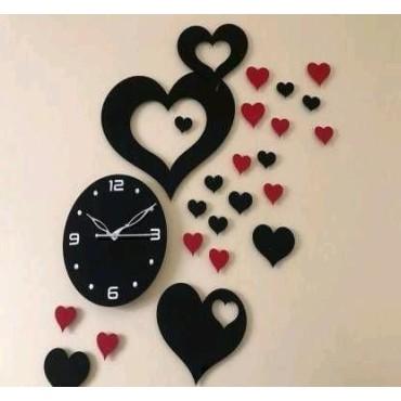 arcylic Wall Clocks