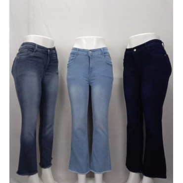 Women's Boot Cut Jeans Combo Pack of 3