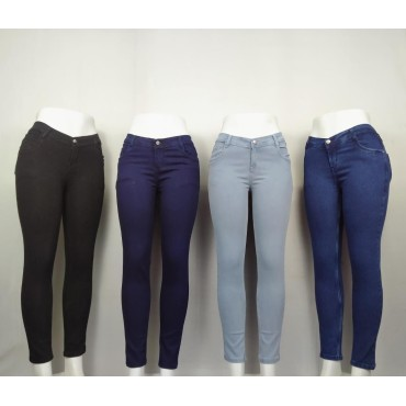 Fashionable Fasion Skinny Fit Women Jeans Combo Pack of 4