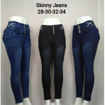 Fashionable Fasion Skinny Fit Women Jeans Combo Pack of 3